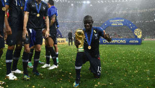 N'Golo Kanté Helped France to World Cup Glory Despite Death of His Brother Before Tournament