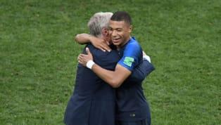 WARNING : L'avertissement de Didier Deschamps à Kylian Mbappé