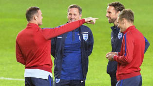 England Players Adamant That Wayne Rooney Wears the No.10 in Farewell Game - Gareth Southgate