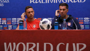 Serbia's Nemanja Matic Expecting a Difficult Game Against Switzerland but Confident of a Win