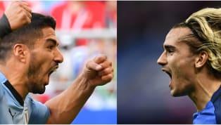 """Suarez giftet gegen """"Möchtegern-Uru"""" Griezmann"""