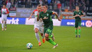 FC Augsburg - SV Werder Bremen │ Die offiziellen Aufstellungen