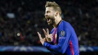 Los 10 mejores momentos de Piqué en sus 10 años en Barcelona