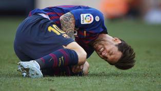 FAIR PLAY | El mensaje del Inter tras conocerse la lesión de Messi