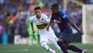 AS Roma Still not Over Barcelona's Malcom Signing? Monchi Takes a dig at the Brazilian