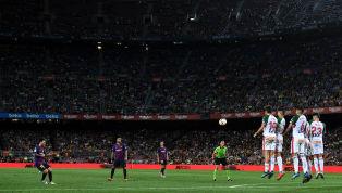 Los 10 mejores lanzadores de falta del nuevo FIFA19