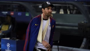 Lionel Messi Could Feature in Champions League Clash With Inter After Rapid Recovery From Injury