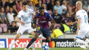 Ousmane Dembele is Reportedly Comfortable and Happy at Barcelona