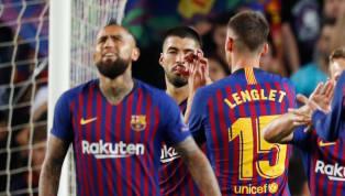 Llegó el turno de que se luzcan los fichajes del Barça