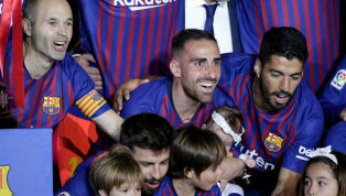 Inter Turn Attentions to Barcelona Star as Ideal Candidate to Fill Problem Position in Defence
