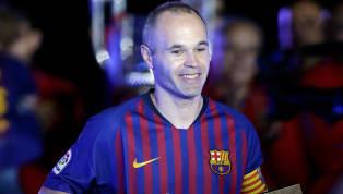 Abidal Anggap bila Tidak Ada yang Bisa Menggantikan Sosok Iniesta di Barcelona