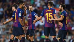 El XI ideal de la 3ª jornada de LaLiga Santander