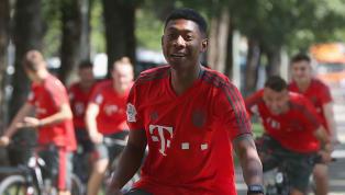 David Alaba steigt in die Saisonvorbereitung des FC Bayern ein