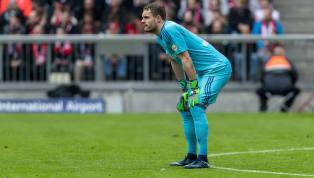 1. FC Nürnberg: Christian Mathenia hat im Kampf zwischen den Pfosten die Nase vorn