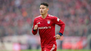 Bayern Not Expected to Make James Rodriguez Loan Permanent as Scouts Prepare to Watch Aaron Ramsey