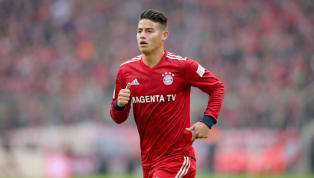 Juventus & Man Utd Credited With Interest in James Rodriguez After Bayern Make Decision on Future