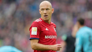Arjen Robben Admits Bayern Munich Currently 'Not Good Enough' to Win Bundesliga Title