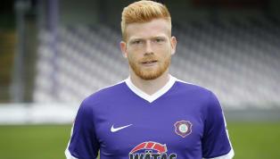 Fabian Kalig hat seinen Vertrag beim FC Erzgebirge Aue verlängert