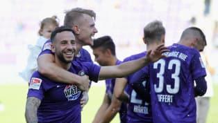 Erzgebirge Aue - SV Sandhausen   Die offiziellen Aufstellungen
