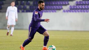 Erzgebirge Aue: Calogero Rizzuto fällt mit Muskelfaserris für das Relegations-Rückspiel aus