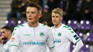 Per Option: Lukas Gugganig bleibt ein weiteres Jahr in Fürth