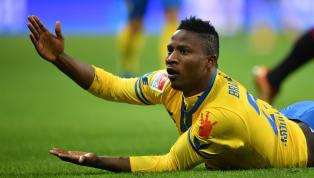 Braunschweig-Stürmer Abdullahi bestätigt Wechsel nach Hamburg