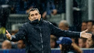 Ernesto Valverde Demands Improvement From Barcelona Following Shock Defeat to Real Betis