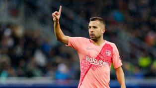 Ce qui prouve Jordi Alba est le meilleur arrière gauche du moment