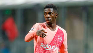 Barcelona Official Provides Update on Ousmane Dembele Future Amid Interest From Liverpool