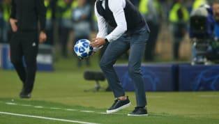 El entrenador más joven en la historia de la Champions League
