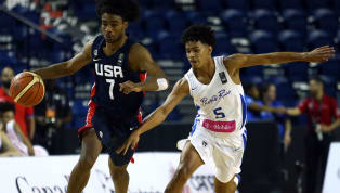 UNC's Coby White Dazzles Again for Team USA Friday Night