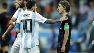 Thống kê tệ hại của Messi so với màn trình diễn hoàn hảo của Modric