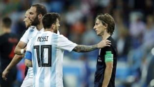 Modric Sebut Menghentikan Messi Jadi Kunci Kemenangan Kroasia atas Argentina