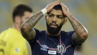 Santos Star Gabriel Barbosa Unsure of His Future With Parent Club Inter Despite Excellent Form