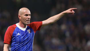Zinedine Zidane has not Shown any Interest in the France Job, Insists FFF President