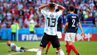 DUELE   Maxi Meza volvió a hablar sobre la última jugada del partido contra Francia