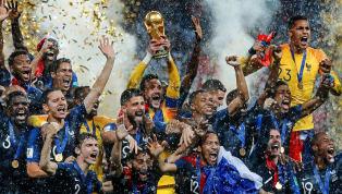 Dünya Şampiyonu Fransa'nın Kadrosunda Bulunan Avrupa Kökenli 7 Futbolcu