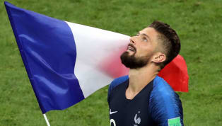 Off With His Hair! Olivier Giroud Promises to Fulfil Pledge Following World Cup Success