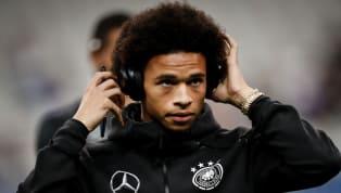 Verlängert Leroy Sane seinen Vertrag? Manchester City führt Gespräche