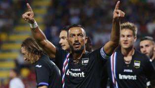 Sampdoria Striker Fabio Quagliarella Reveals Interest From Now-Man Utd Boss in Inter Days