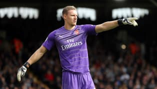 'I Want to Play': Bernd Leno Desperate for Game Time as He Discusses His Early Experience at Arsenal