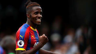 Crystal Palace Talisman Wilfried Zaha Speaks Out on His Future After Opening Day Heroics