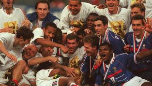 98 Dünya Kupası'nı Kazanıp Günümüzde Önemli Bir Teknik Direktör Olan 5 Fransız
