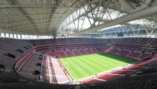 Türk Telekom Stadyumu'nda Şampiyonlar Ligi İçin Dev Hazırlık