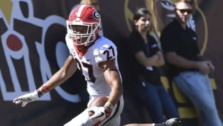 Georgia Players Keep Not Getting Caught for Dropping the Ball Before Crossing Goal Line