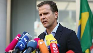 Oliver Bierhoff tritt nicht zurück - und entschuldigt sich für Özil-Aussagen