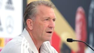 Nach Patzer: DFB-Trainer Andreas Köpke verteidigt Loris Karius