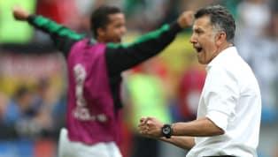 GENIO | Juan Carlos Osorio reveló cómo ocultó a Alemania su plan de juego antes del debut en Rusia