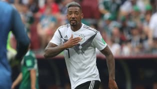 Man City Join Race to Re-Sign Defender Jerome Boateng as Rumours Persist Over Bayern Star's Future