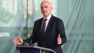 Gianni Infantino Drops 48 Team Tournament Bombshell for FIFA 2022 World Cup in Qatar